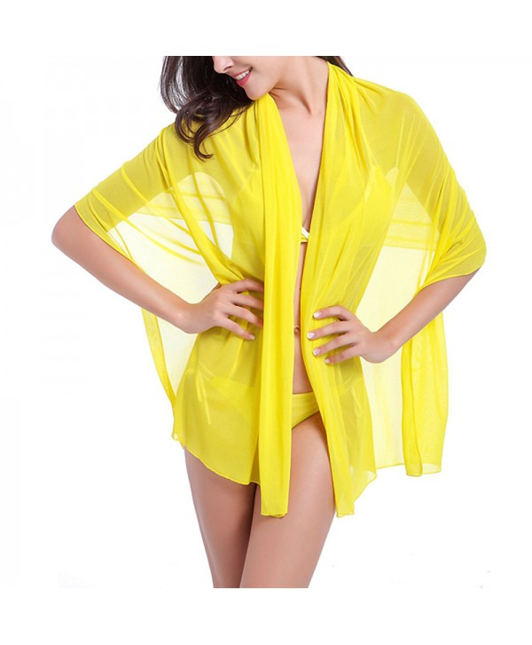 Solid Multiway Beach Cover Up