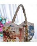 Handmade Women Sun Seeker Beach Bag