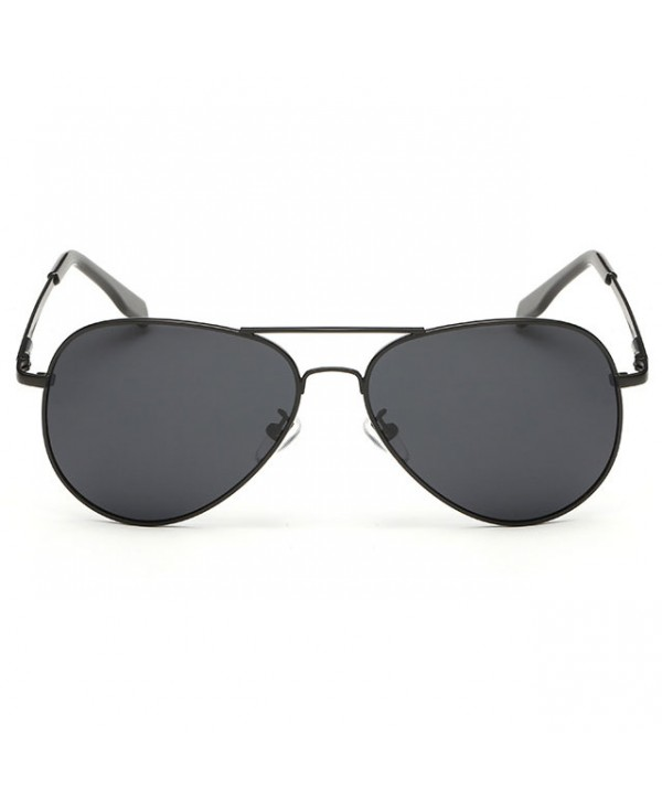 Unisex Aviator Mirror Polarized Sunglasses