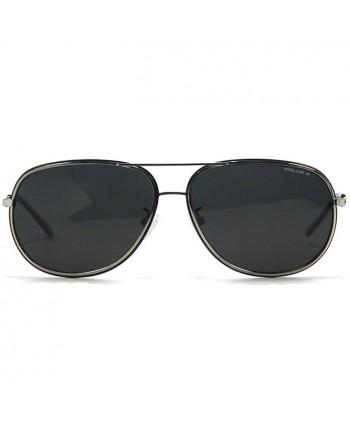 Mens Polarized Pilot Sunglasses