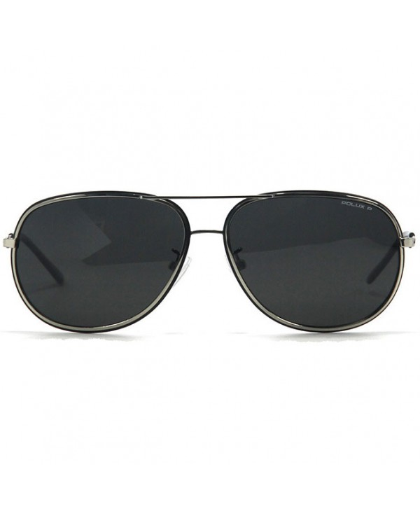 Mens Polarized Pilot Sunglasses