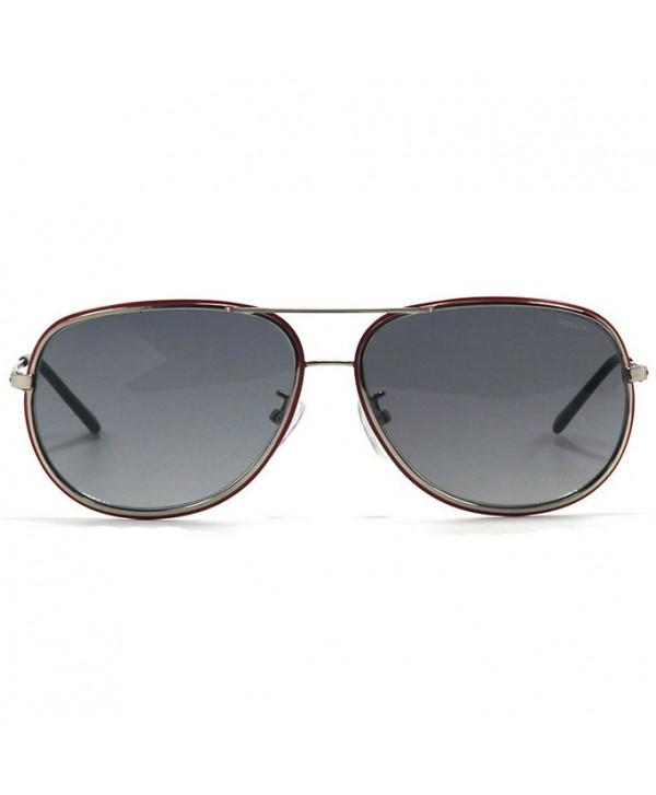 Mens Polarized Aviator Sunglasses