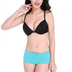 color-block-bikini-set