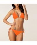 Plus Size Halter Bikini Set