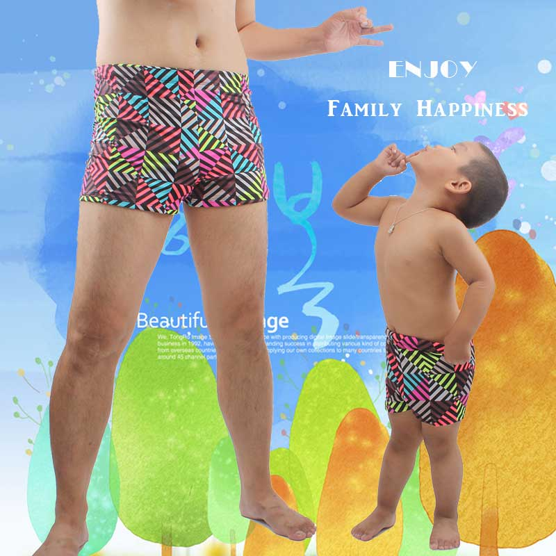 multicolor-swim-trunks