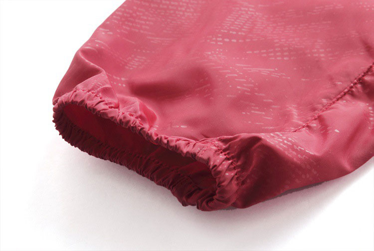 Unisex Hooded Packable UV Protect Windbreaker Jacket