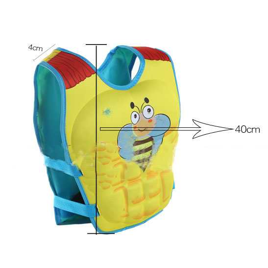 kids swim vest swimming trainer size