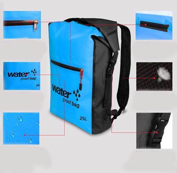 Waterproof Dry Bag Backpack